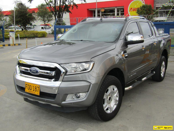 Ford Ranger Limited At 4x4
