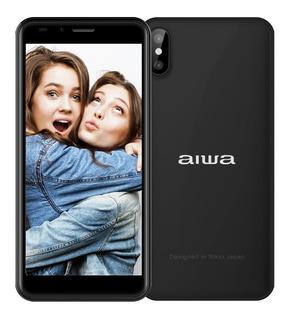 Celular Aiwa Awm501 Color Plata Desbloqueado