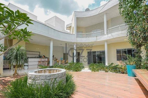 Sobrado Com 3 Dormitórios À Venda, Por R$ 1.500.000 - Condomínio Terras Do Imperador Em Americana/sp - Ca4269