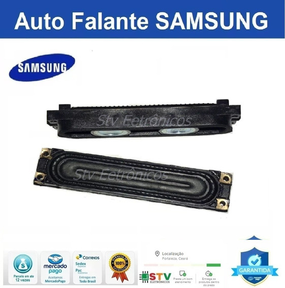 2 Auto Falante Adaptavel Samsung Un40f5500 40f6400 Un40f5200