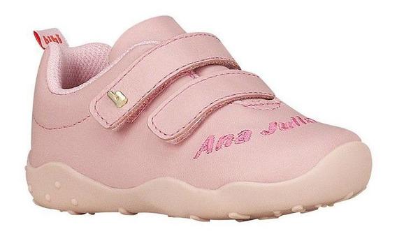 Sapato Personalizado Infant Fem Meu Primeiro Bibi Fisioflex