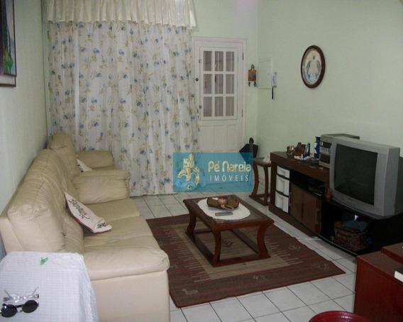 Sobrado Com 2 Dormitórios À Venda Por R$ 280.000 - Canto Do Forte - Praia Grande/sp - So0004