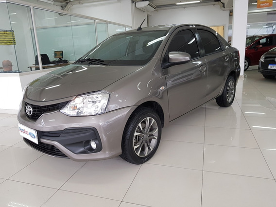 Etios Sedan 1.5 Xs 2018