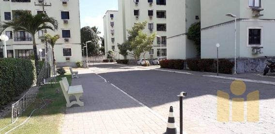 Apartamento Com 2 Dormitórios À Venda, 53 M² Por R$ 144.000 - Antares - Maceió/al - Ap0530