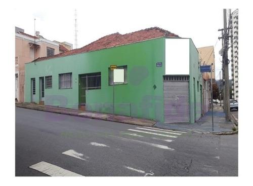 Casa Residencial E Comercial A Venda, Localizada No Bairro Da Vila Arens, Na Cidade De Jundiaí. - Ca10365 - 69212648