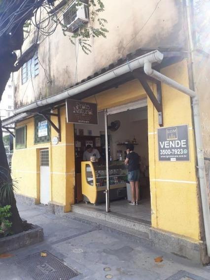 Loja Em Santa Rosa, Niterói/rj De 105m² À Venda Por R$ 730.000,00 - Lo251195