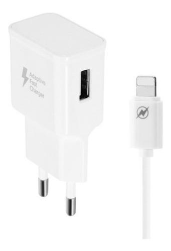 Imagen 1 de 2 de Cargador Cable Todo Iphones Carga Rapida 3.0