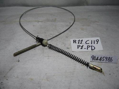 * Chevrolet Corsa 94/97 - Cable Freno De Mano Lado Derecho