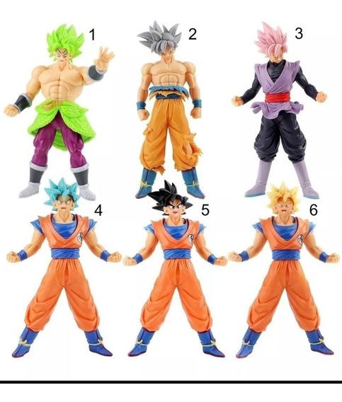 Juguetes Dragon Ball Z Figuras 18cm Goku Vegeta