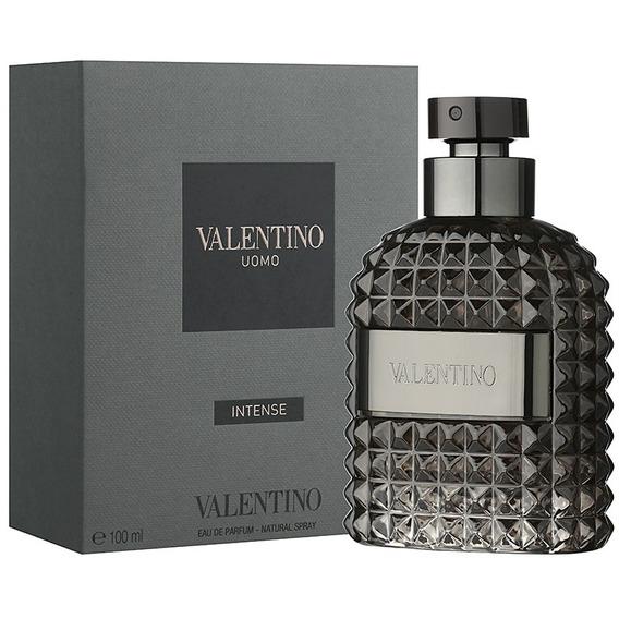 Perfume Valentino Uomo Intense 100ml Original Pronta Entrega