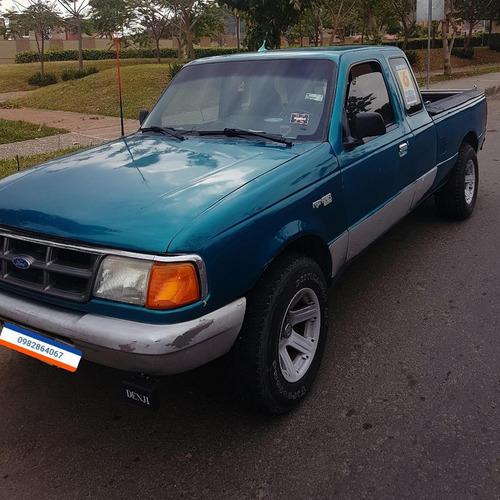 Ford Ranger Ranger Xlt Cabina Y Media