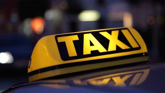 Vendo Chapa Taxi Rosario - De Las Viejas
