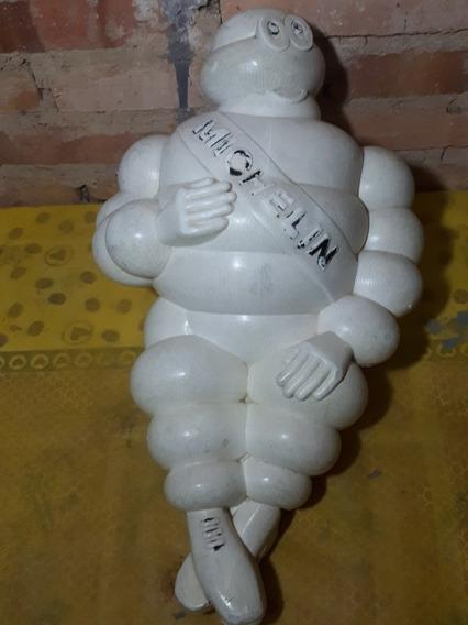 Boneco Da Michelin Bibedum Grande Antigo De 1966 Polytroll