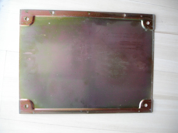 Peças - Tape Deck Cd-3500 - Tampa Inferior