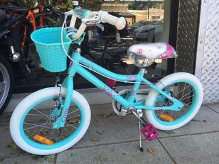 Bicicleta Cool 16 Nena 5 A 7 Años