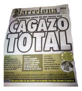 Barcelona Nº 456 21/03/2020 Cagazo Total