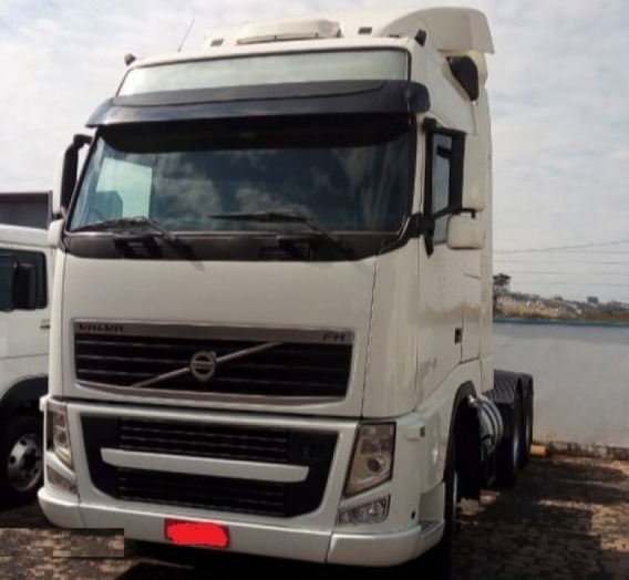 Volvo Fh 480 2011 6x4 Globetrotter