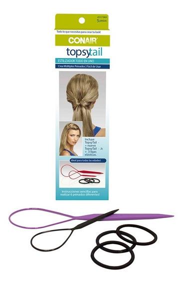 Herramienta Topsytail Para Diferentes Peinados Conair 55579m