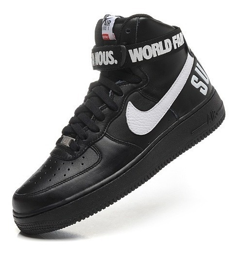 Tênis Nike Air Force 1 High Supreme - Diversas Cores