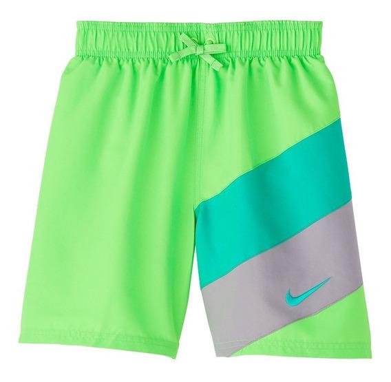 Short De Baño Nike Block 6 Niño