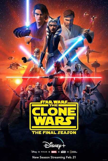 Star Wars The Clone Wars Serie Completa Blu-ray