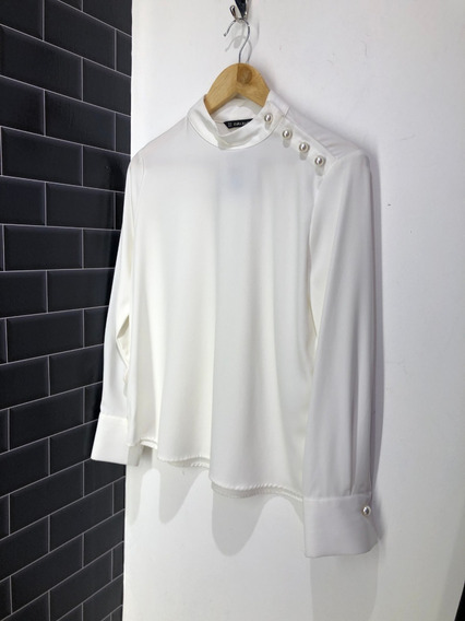 Camisa Zara De Mujer Importada