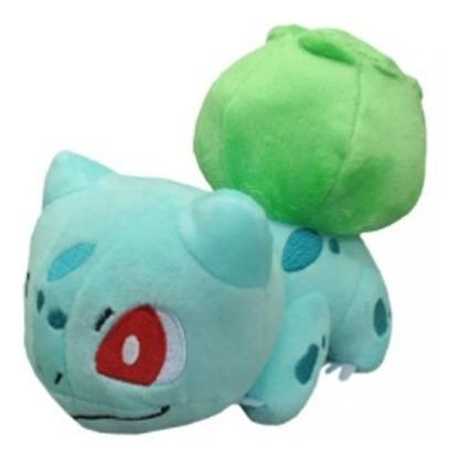 Pelúcia Turma Pokémon Bulbasaur Mini (15cm) - Importada