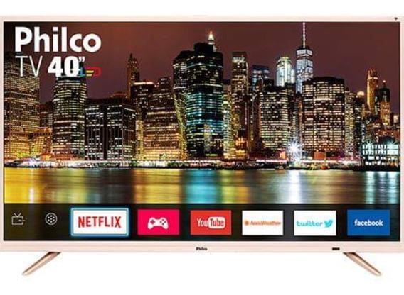 Tv Smart Philco 40 - Leia A Descrição