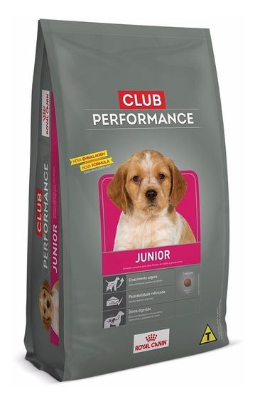 Ração Royal Canin Club Performance Junior 15 Kg