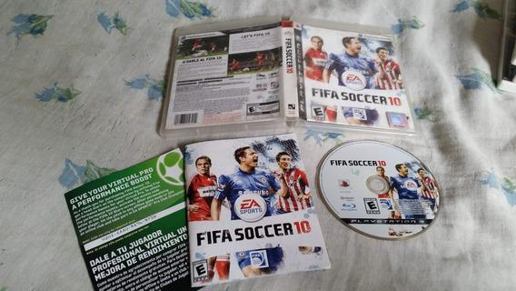 Fifa 10 Para O Playstation 3 Tudo 100%