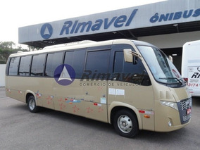 Micro Ônibus Volare W9 C/ Sanitario 2012 30 Lug. Completo