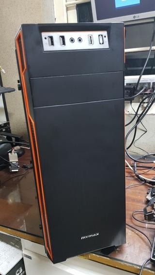 Pc Intel Core I3 4160 - 8gb Ddr3 - Hd 6450 - Ssd 120 500hd.