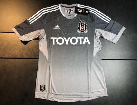 Camisa Besiktas 2013-2014 (110 Anos) Third Tam G