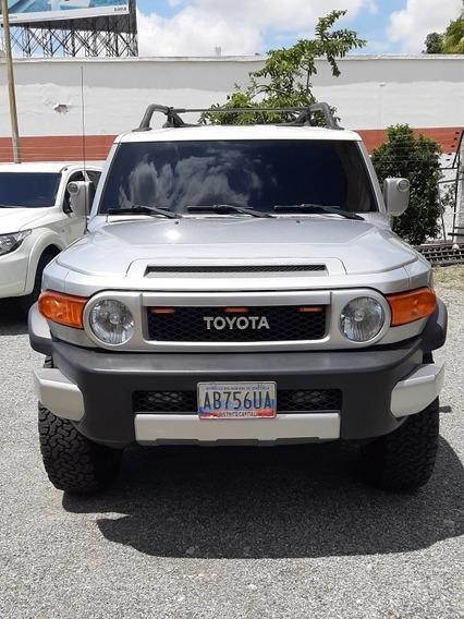 Toyota Fj Cruiser 4x4