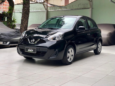 Nissan March 1.6 S 16v Flex 4p Manual 2014/2015