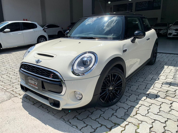Mini Cooper 2.0 S Top Turbo Gasolina 2p