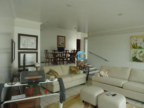 Casa Com 3 Dormitórios À Venda, 286 M² Por R$ 600.000,00 - Centro - Batatais/sp - Ca0155