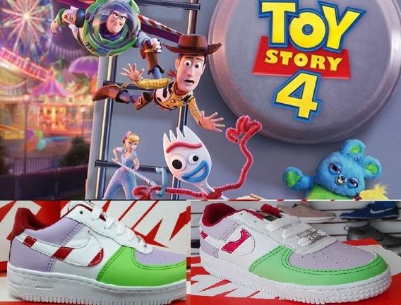 Tenis Toy Story Buzz Lightyear