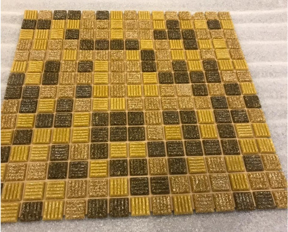 Mosaico Mezcla Mediterraneo Para Alberca Marca Diamond 2x2cm