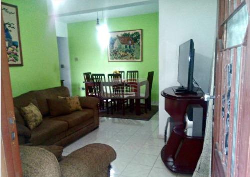 Imagem 1 de 12 de Sobrado Com 3 Dorms, Assunção, São Bernardo Do Campo - R$ 580 Mil, Cod: 732 - V732