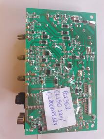 Placa Amplif. Pci 362 Caixa Frahm Cl 150 E Cl 200 App 12 V