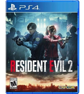 Resident Evil 2 - Playstation 4 - Ps4 - Nuevo Sellado