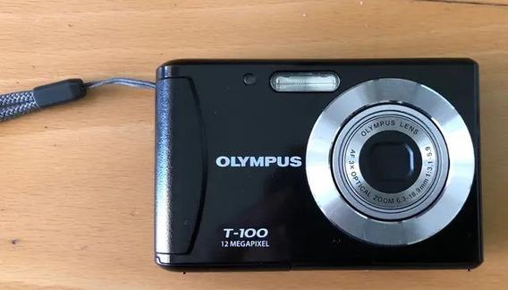 Camara Digital Olimpus T100
