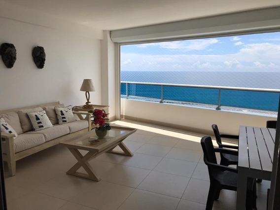 Apartamento Primera Linea De Mar Juan Dolio Negociable