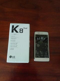 Celular Lg K8 Dual