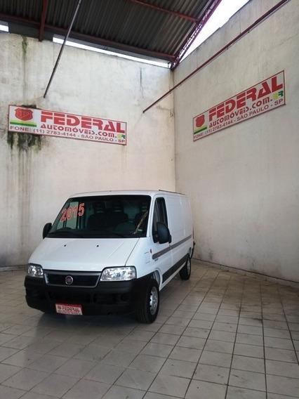 Fiat Ducato Longo Teto Baixo 2.3 Diesel