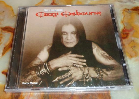 Ozzy Osbourne - The Essential - 2 Cds Nuevo Cerrado