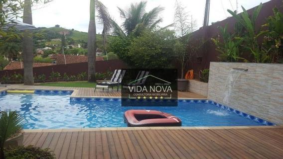 Chácara À Venda, 720 M² Por R$ 850.000,00 - Parque Aquático - Lindóia/sp - Ch0009