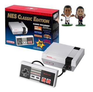 Nintendo Nes Classic Edition Mini Nuevo Sellado Somos Tienda