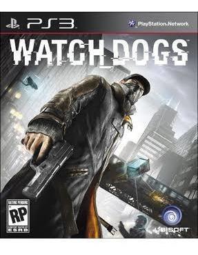 Jogo Watch Dogs - Mídia Física Ps3